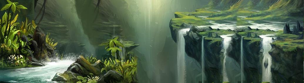 Les eaux sacrées
