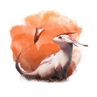 Profil - Astéria Geryon Furet_feu